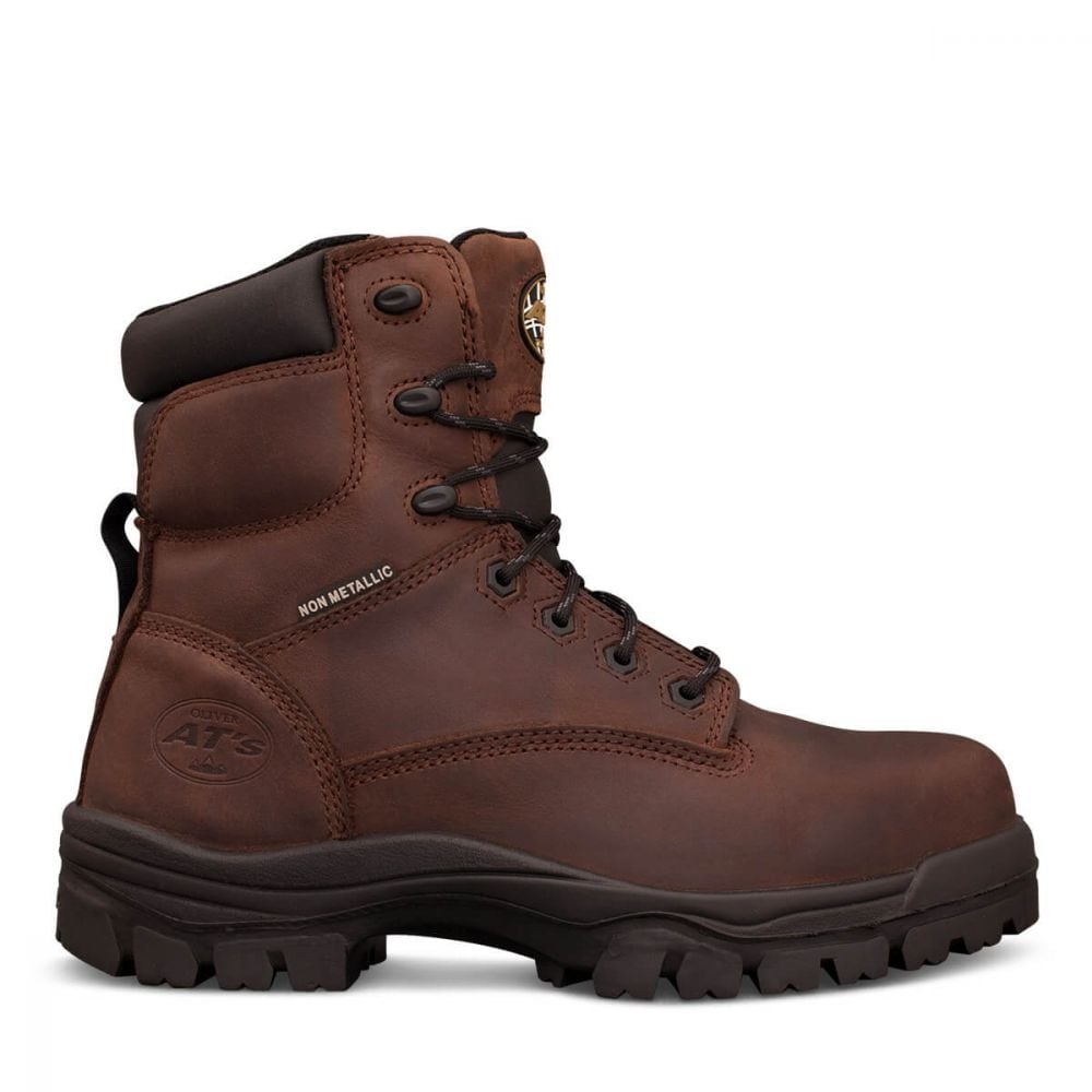6f2608da599 Mens Lace Up Boots| Lace Up Work Boots | Oliver Footwear