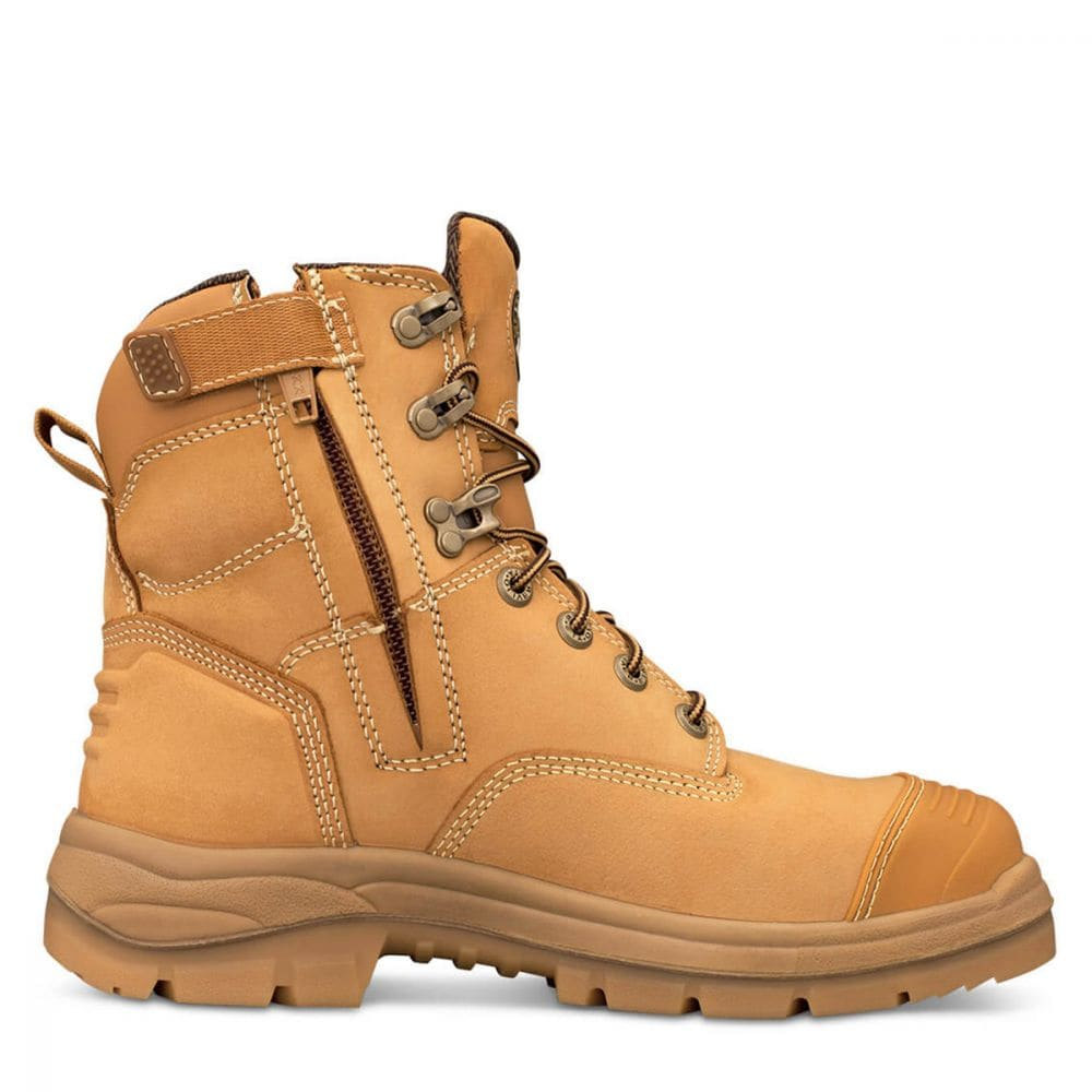 3994227f8d8 150mm Wheat Zip Sided Boot. 55-332Z
