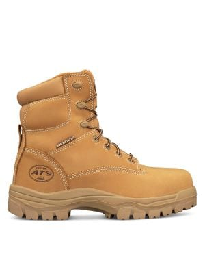 150mm Wheat Lace Up Boot