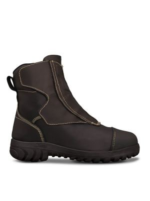 Black Smelter Boot