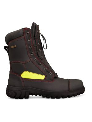 230mm Lace Up Structural Firefighters Boot