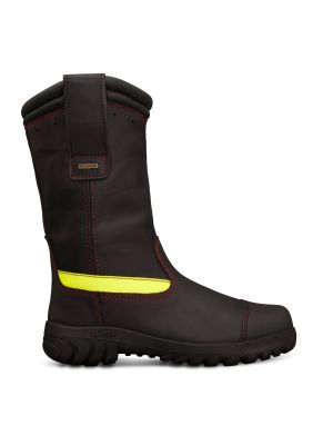 300mm Pull On Structural Firefighter Boot