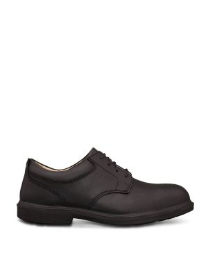Black Lace Up Executive Shoe