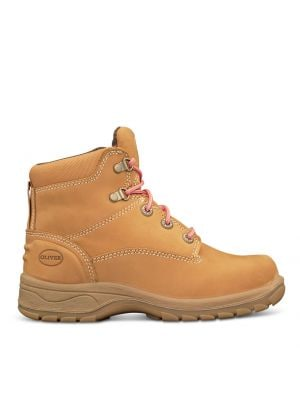 Women's Wheat Lace Up Boot